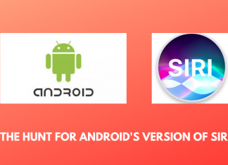 The Hunt for Android's Version of Siri